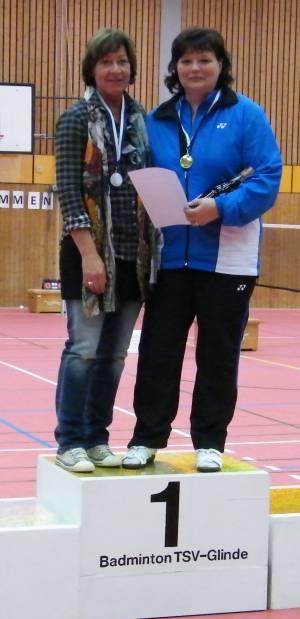 Ilona Kienitz und Heike Bunn