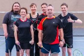 SGG3, Bezirksliga Ost, Badminton