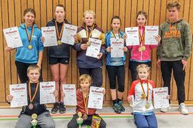 LEM U11-U19 2018 Badminton Mecklenburg-Vorpommern BSV Eiheit Greifswald
