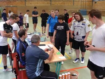 20130505 002 Badminton-UniMeisterschaft-Greifswald